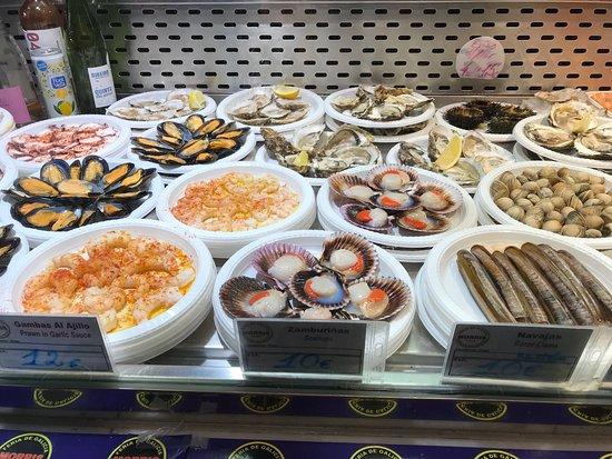Tapas Flavors Spain Restaurant