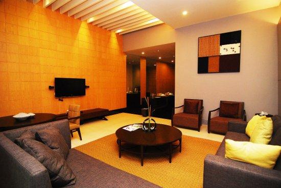 VIP Locker Room - Billede af Lotus Valley Golf Resort ...
