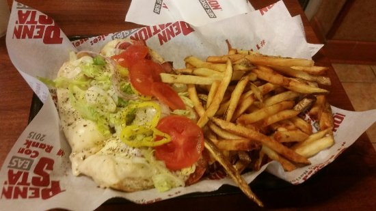 Fast Food Restaurants Springfield Il