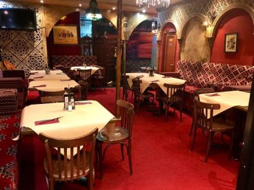 Resultado de imagen de restaurante al sultan - la alameda