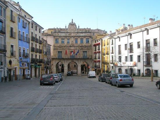 Ayuntamiento Cuenca - Picture of Casa consistorial de Cuenca ...