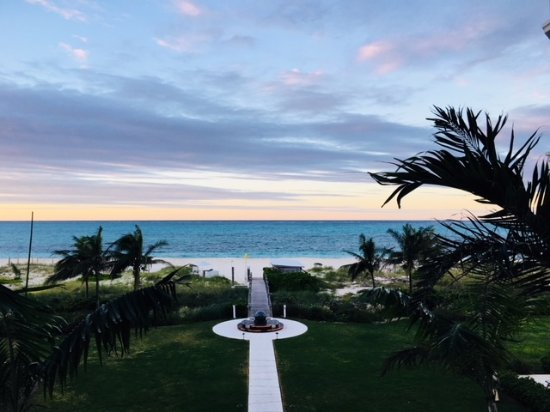 Bay Turks Grace And Sands Caicos