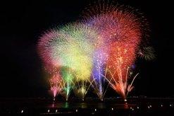 「ワイドスターマイン 長岡まつり大花火大会」の画像検索結果