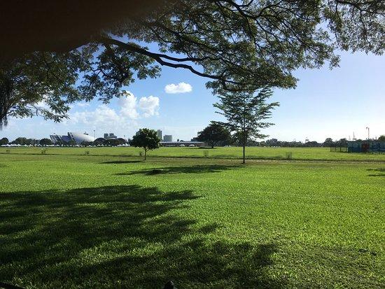 Queen's Park Savannah (Port of Spain, Trinidad and Tobago ...