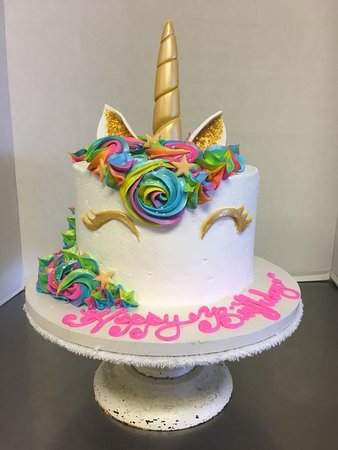 Unicorn Cake Picture Of Larrys House Of Cakes