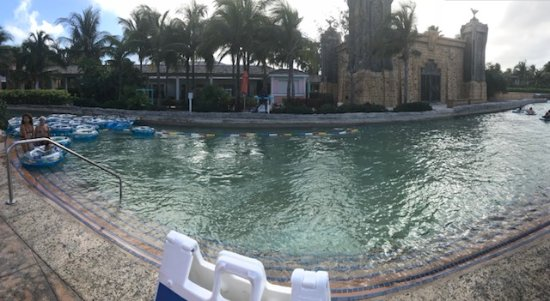 Aquaventure Water Park at Atlantis Paradise Island (Nassau ...