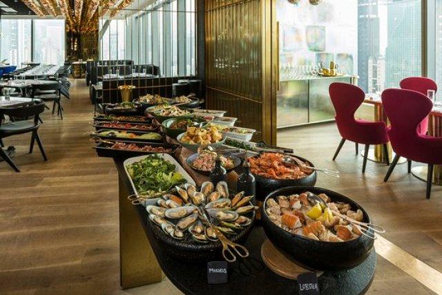 Resultado de imagen de ALTO grill & bar hong kong