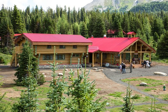 Perfect for touring the lakes! Assiniboine Lodge Bewertungen Fotos Preisvergleich Mount Assiniboine Provincial Park Kanada Tripadvisor