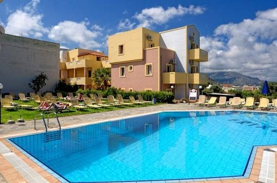 Frixos Hotel Apartments Updated 2019 Prices Specialty Reviews Malia Crete Tripadvisor