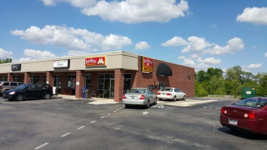 Fast Food Restaurants Huntsville Al