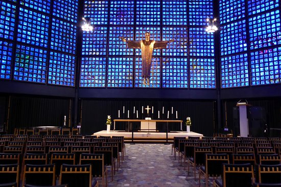Memorial Iglesia - Opiniones de viajeros sobre Kaiser Wilhelm ...