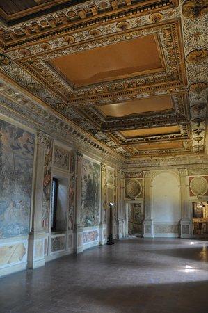 Salle Des Miroirs Picture Of Palazzo Giardino Sabbioneta Tripadvisor