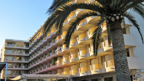Inter2 Aparthotel Salou 30 5 2 Updated 2019 Prices Inium Reviews Spain Tripadvisor