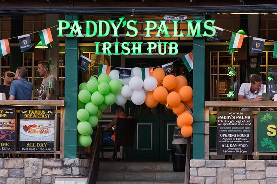 Paddys Palms Irish Pub Ko Chang Restaurant Reviews Phone Number Photos Tripadvisor