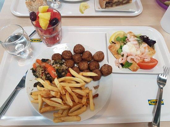 restaurant ikea roques restaurant