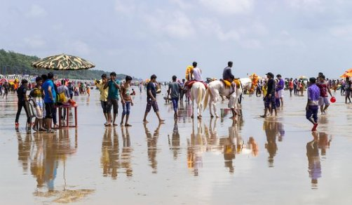 Image result for Digha: Beach