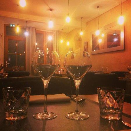 le vin quatre bergerac city menu