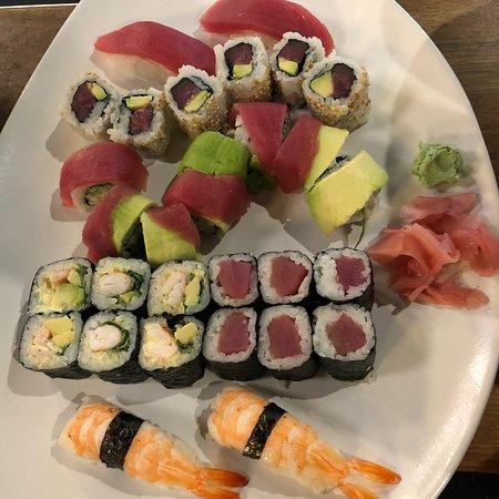 aji sushi aix en provence commander