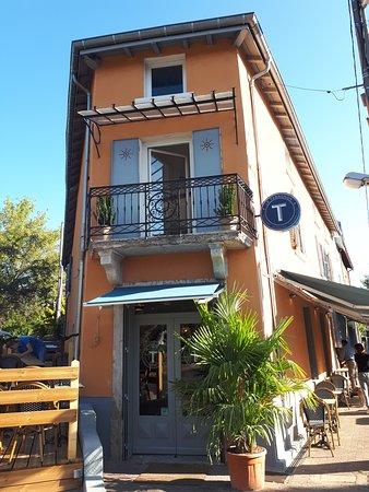 Le Tabagnon Tassin La Demi Lune Restaurant Avis Numro