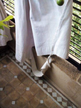 rideau au balcon terrasse picture of