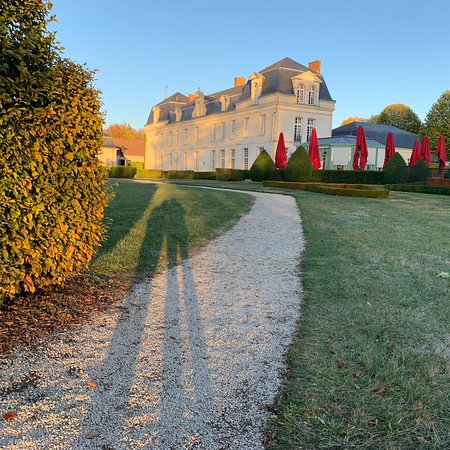 wonderful french chateau review of chateau de courcelles - 450×450