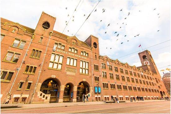 Increíble edificio - Opiniones de viajeros sobre Beurs van Berlage ...