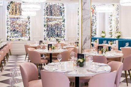 Dash - one of the most instagrammable restaurants in Liverpool