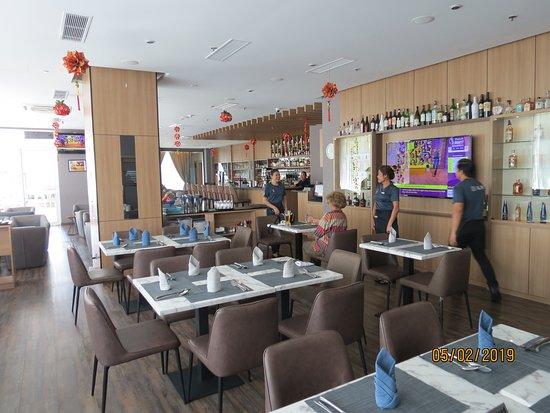 The Living Room Labuan Town Ulasan Restoran Tripadvisor