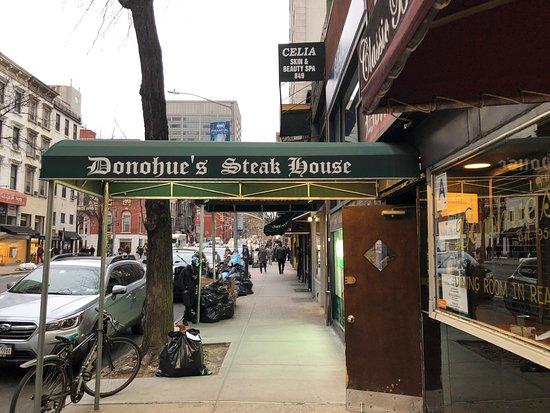 Steak Restaurants Upper East Side