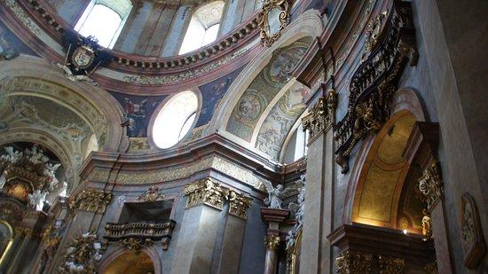 Петерскирхе - Изображение Церковь Святого Петра, Вена ...