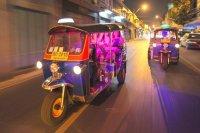 Bangkok by Night: Temples, Markets...