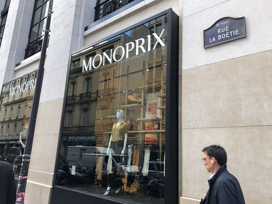 Clothing Photo De Monoprix Paris Tripadvisor