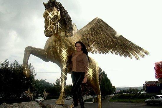 Скульптура Крылатый конь, Златоуст: лучшие советы перед ...