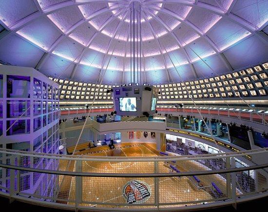 En travaux - Avis de voyageurs sur Basketball Hall of Fame, Springfield -  Tripadvisor