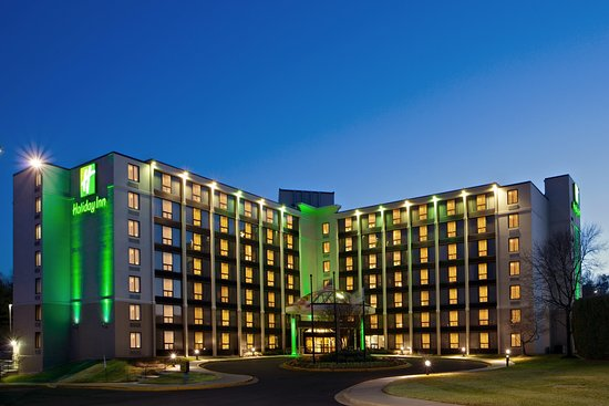Best Hotel in Maryland Near DC Review of Holiday Inn