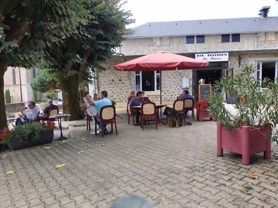 bar restaurant de la bourse saint