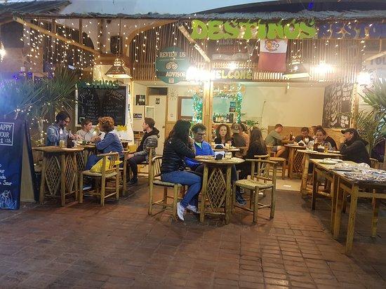 DESTINOS RESTO-BAR, Paracas - Menú, Precios y Restaurante Opiniones -  Tripadvisor