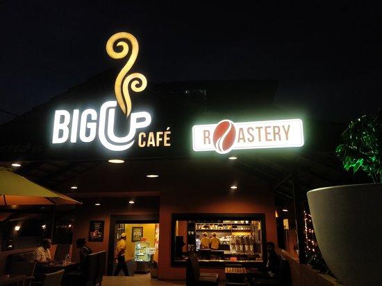Big Cup Cafe, New BEL Road