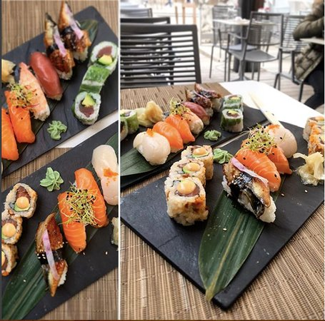 koi sushi bar aix en provence