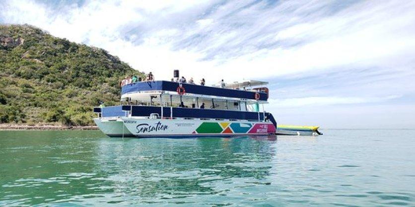 Sensation Catamaran (Mazatlán) - 2021 Lo que se debe saber antes de viajar  - Tripadvisor