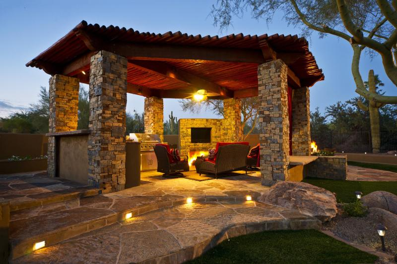 Awesome 5 Star Luxury Estate Resort Style Backyard Updated