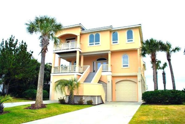 Luxury Oceanfront Beach house w/ Pool & Hot tub! UPDATED ...