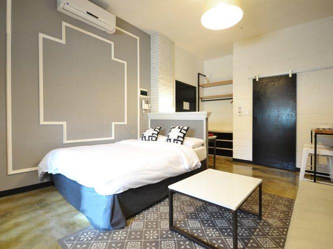A Stylish Studio Apartment Dongdaemoon 5 Min Away