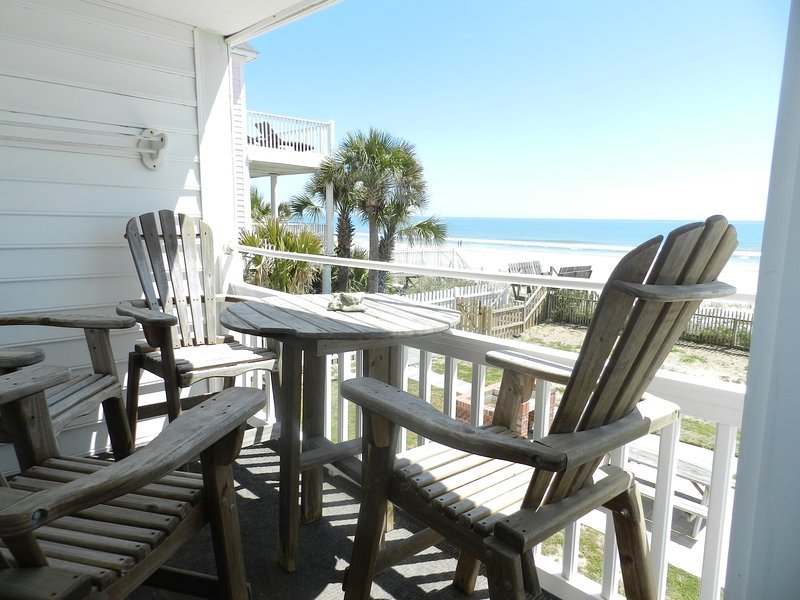 Excellent Value Oceanfront Indoor Pool Has Washer And