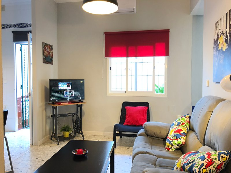 2 dormitorios | 6 personas. ''OFERTA ESPECIAL'' - Apartamento El Patio - Centro Ciudad ...
