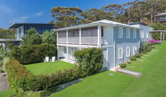 Hyams Beach Bed And Breakfast Has Grill
