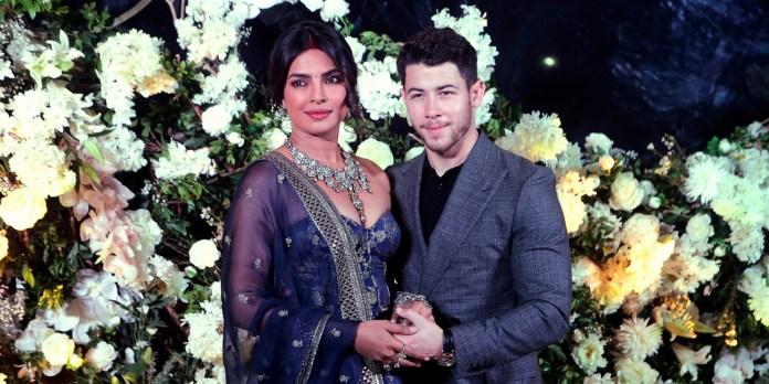 प्रियंका चोपड़ा और निक जोनास की शादी का एक और खूबसूरत रिसेप्शन था