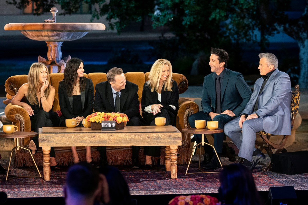 HBO Max's 'Friends: The Reunion' revels in fan service and reminds us why  it was must see TV