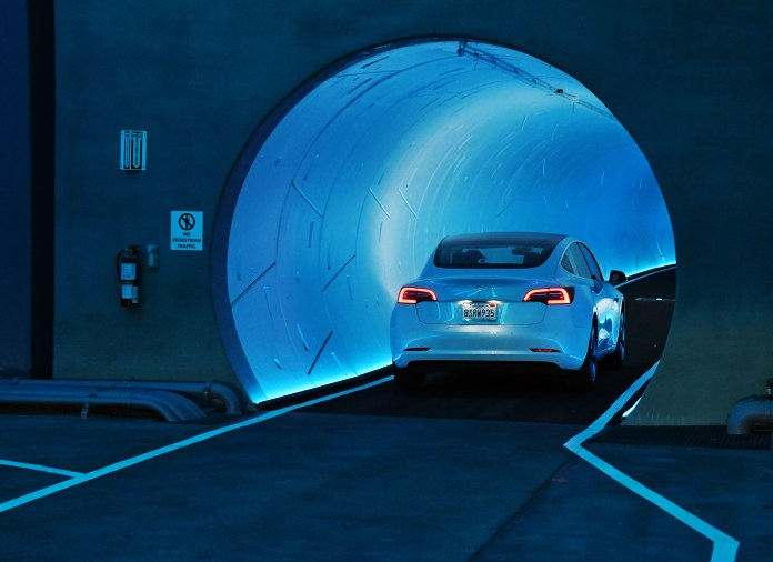 Elon Musk's Boring Co. Pitches Double-WideTunnels.