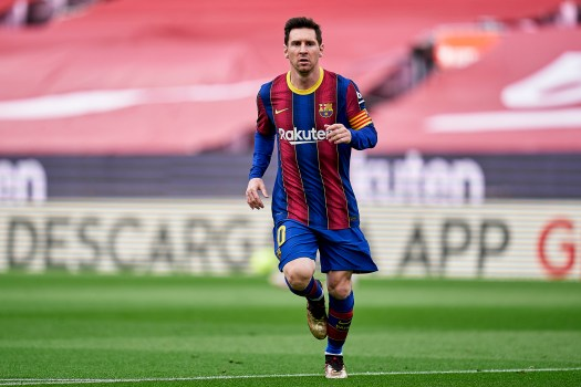 Soccer superstar Lionel Messi leaving FC Barcelona, the only club he's ever known 2